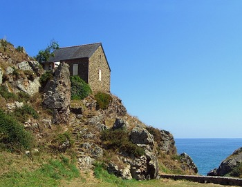 Maison bord de mer Bretagne