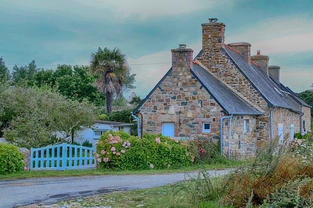 Vente maison en pierre Bretagne